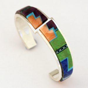 Duran Gasper lightning bracelet