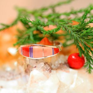 Coral ring by Duran Gasper