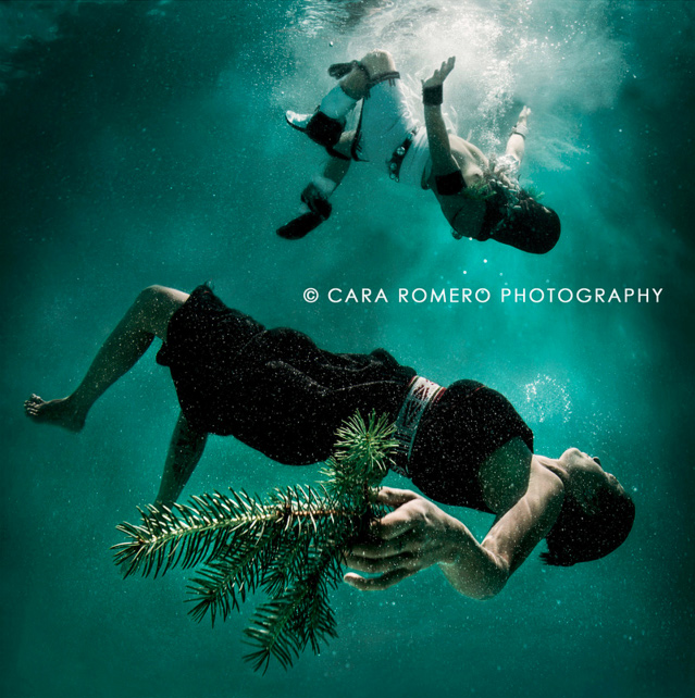 Cara Romero Water Memory photography Still exhibition
