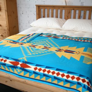 Eagle Gift throw, Pendleton blanket