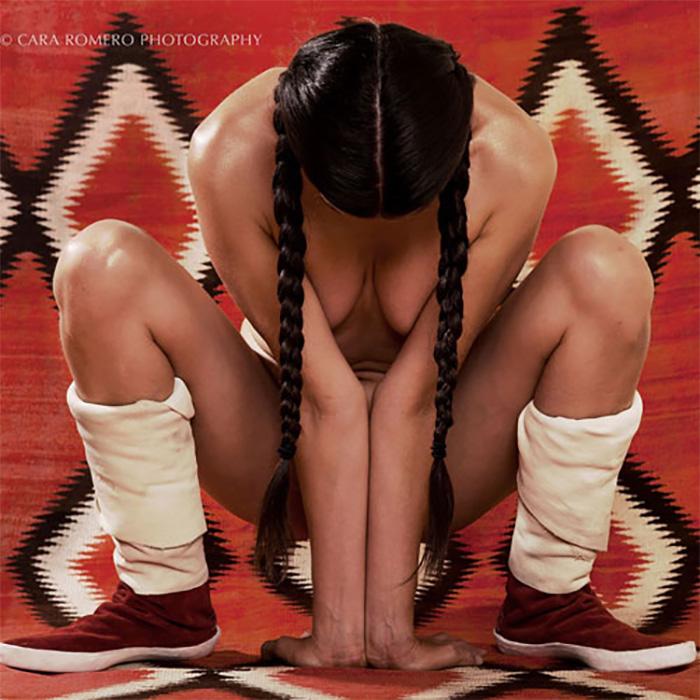 Captured exhibition native american photographer
