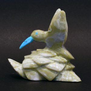 Hummingbird by Enrike Leekya