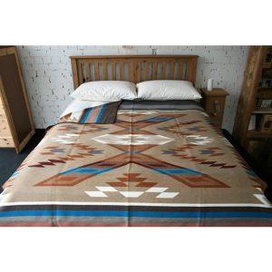 Roselyn Begay Pendleton Blanket