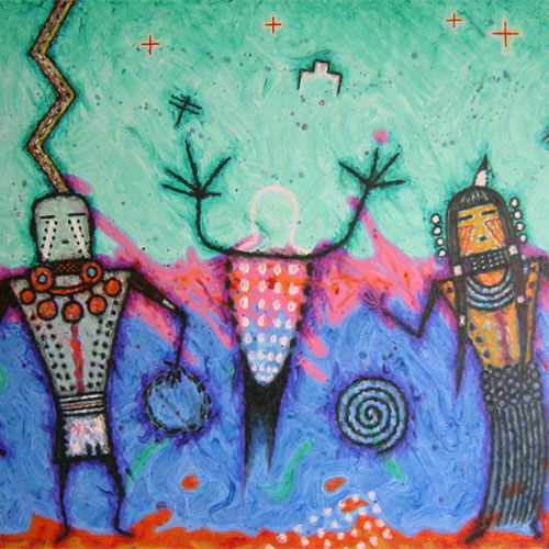 Dan Viets Lomahaftewa artwork