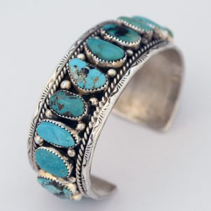 Navajo bracelet by Tony Baca
