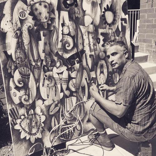 Tony Abeyta Navajo Artist