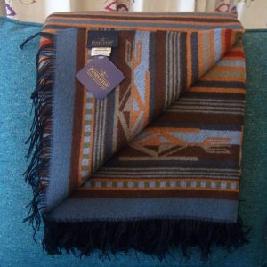 Adobe Canyon Chimayo throw, Pendleton blanket