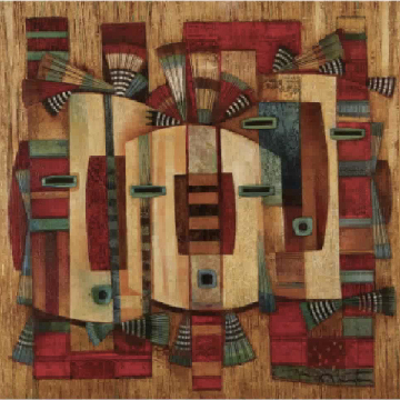Tony Abeyta native american painter