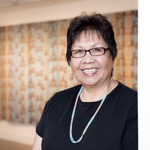 Linda Lomahaftewa headshot