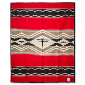 Navajo Water, American Indian College Fund robe