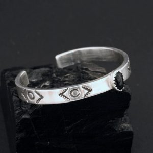 Native American baby bracelet by Janie Chavez