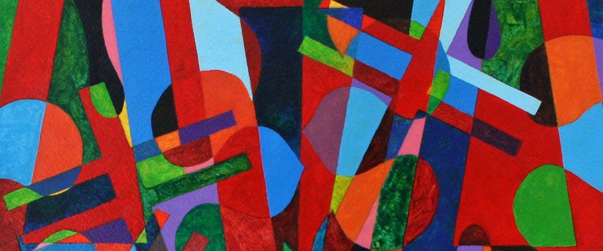Native Color exhibition - Tony Tiger