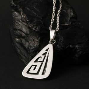 Hopi pendant by Anthony Honahnie