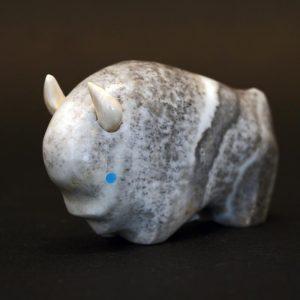 Bison by Lynn Quam