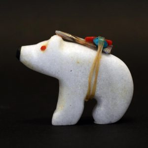 Polar bear cub by Jimmy Yawakia