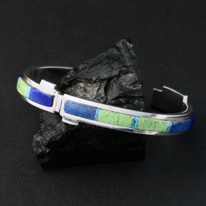 Zuni bracelet by Duran Gasper
