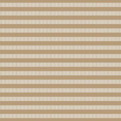 Buckskin Print; Lazy Stitch Rows, serigraph by Jordan Ann Craig