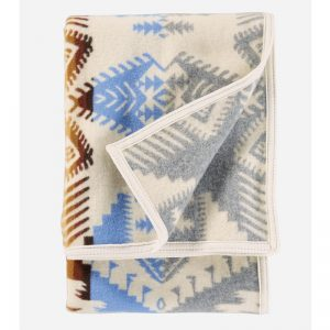 Silver Bark throw, Pendleton blanket