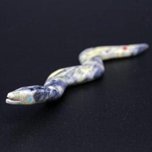Zuni Snake (Chitdola) by Frankie Eustace