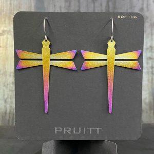 Dragonflies by Pat Pruitt