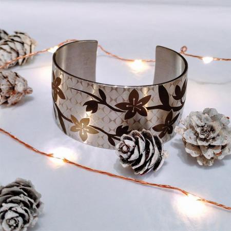 bracelet by Marla Allison & Pat Pruitt