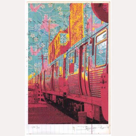 'Transport' by Debra Yepa-Pappan