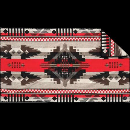 Pendleton saddle blanket, mesquite canyon red