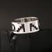 Silver Hopi Ring, Size 11, by Anthony Honahnie