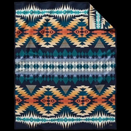 Night Dance 'Robe' Pendleton Blanket