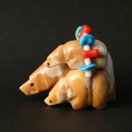Three Bears by Ed Lementino