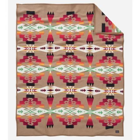 Tucson Pendleton blanket, Khaki