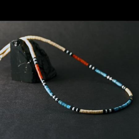 Pueblo Necklace by Harvey & Janie Chavez