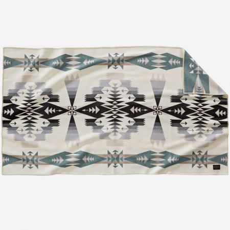 Tucson Saddle Blanket, Ivory, Pendleton