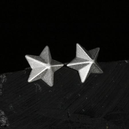 Star Stud Earrings by Chris Pruitt