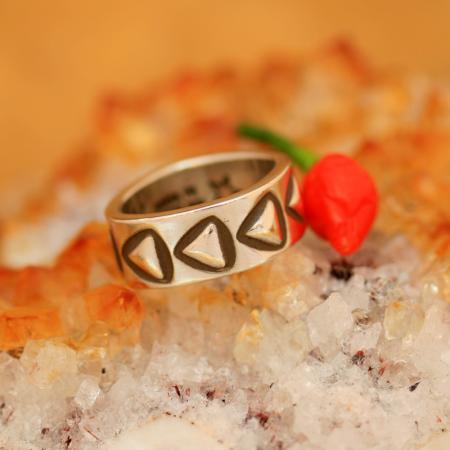 Cody Sanderson ring